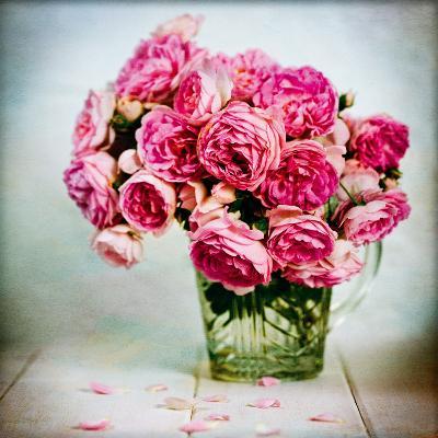 Pink Elegance I-James Guilliam-Giclee Print