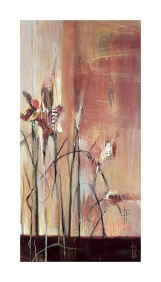 Pink Frost-Terri Burris-Giclee Print