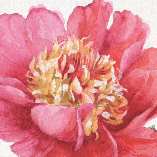 Pink Garden V-Lisa Audit-Art Print