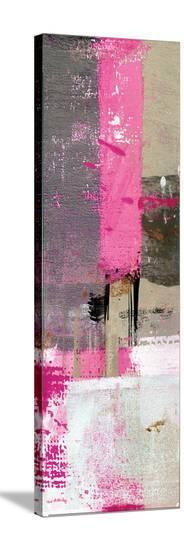 Pink Granadine Cosmo-Miranda York-Stretched Canvas Print
