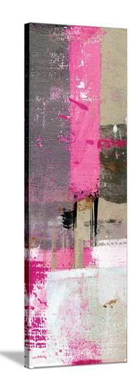 Pink Granadine Cosmo-Miranda York-Stretched Canvas Print