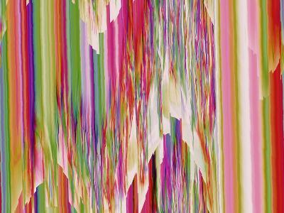 Pink Ice II-Ruth Palmer-Art Print