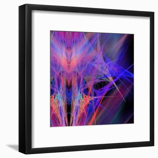 Pink Light I-Jean-François Dupuis-Framed Art Print