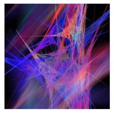 Pink Light III-Jean-Fran?ois Dupuis-Art Print