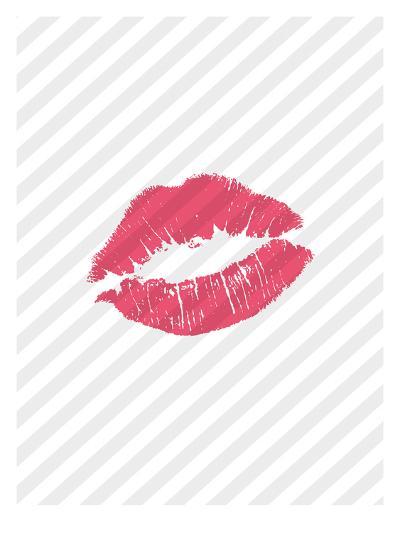 Pink Lips-Brett Wilson-Art Print