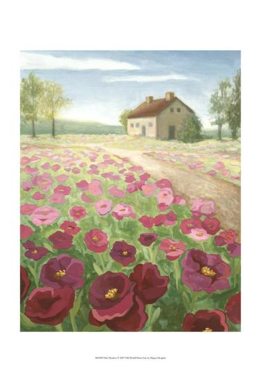 Pink Meadow-Megan Meagher-Art Print