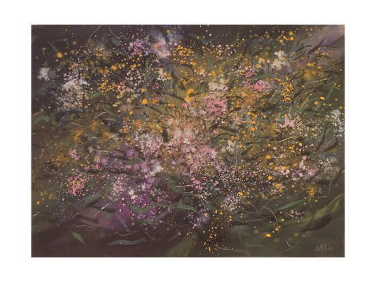 Pink Party-Pihua Hsu-Giclee Print