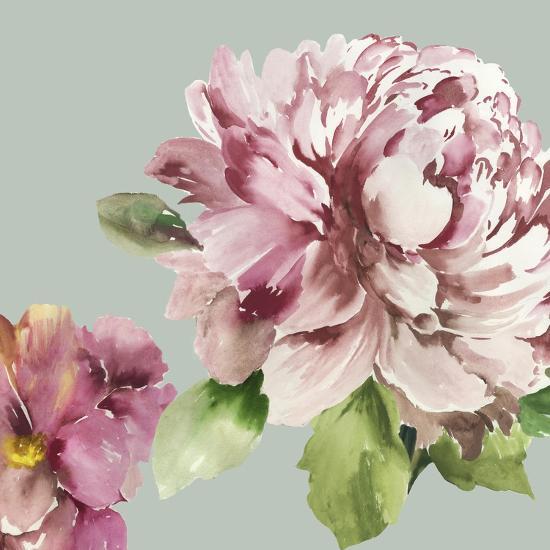 Pink Peony I-Asia Jensen-Art Print