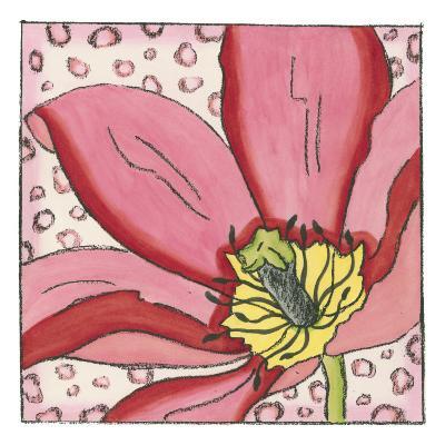 Pink Petals II-Nancy Slocum-Art Print