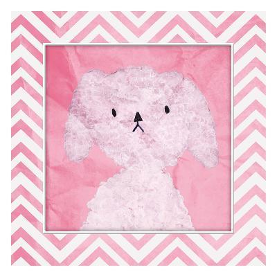 Pink Pooch-OnRei-Art Print