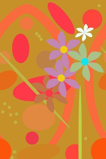 Pink Pop II-Ruth Palmer-Art Print