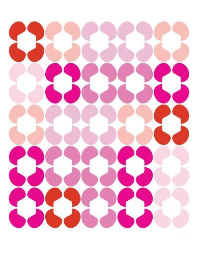 Pink Quilt-Avalisa-Art Print