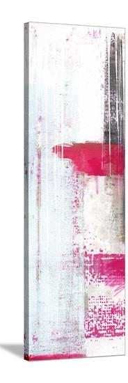Pink Raspberry Cosmo-Miranda York-Stretched Canvas Print