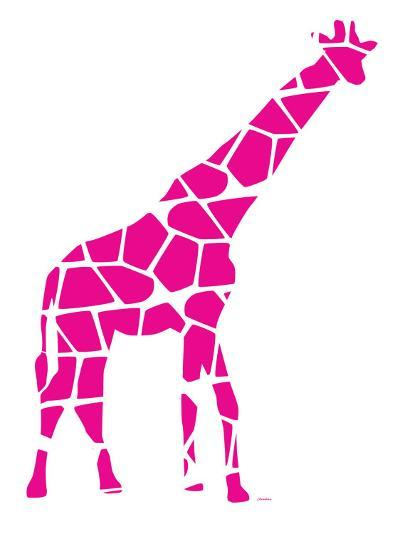 Pink Reticulated-Avalisa-Art Print