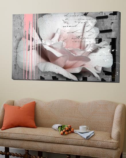 Pink Rose-Micha Baker-Loft Art
