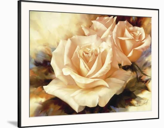 Pink Roses-Igor Levashov-Framed Art Print