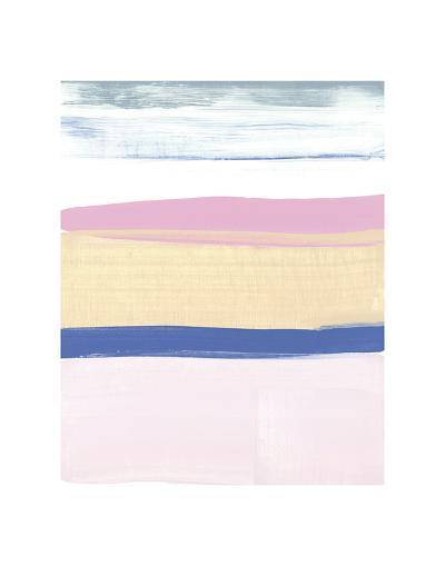 Pink Sands II-Cathe Hendrick-Art Print