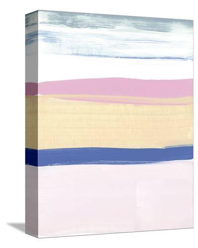 Pink Sands II-Cathe Hendrick-Stretched Canvas Print