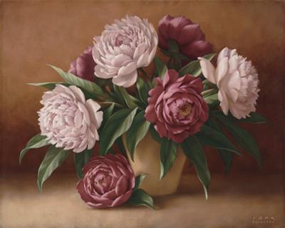 Pink Serenity II-Igor Levashov-Art Print