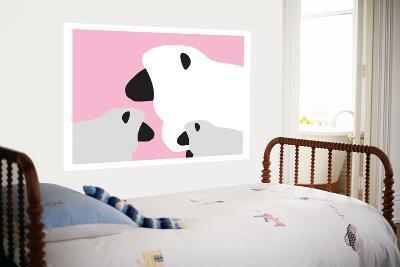 Pink Sheep-Avalisa-Giant Art Print