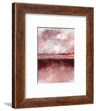 Pink Skies III-Stuart Roy-Framed Art Print