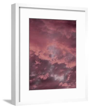Pink Sky-Design Fabrikken-Framed Photographic Print