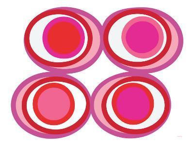 Pink View-Avalisa-Art Print