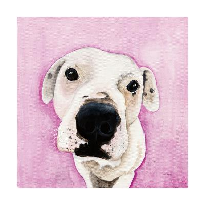 Pink-Patsy Ducklow-Art Print