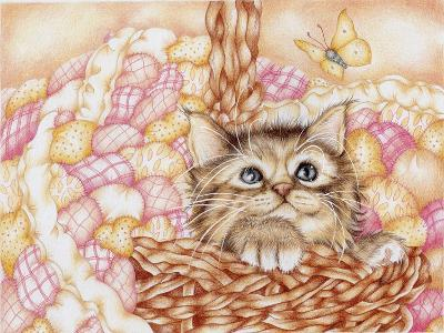 Pinkie-Karen Middleton-Giclee Print
