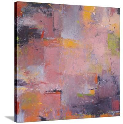 Pinkish-Jeannie Sellmer-Stretched Canvas Print