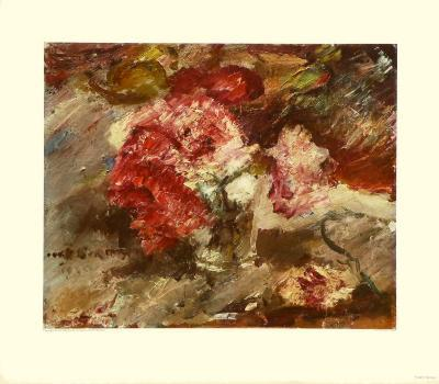 Pinks-Lovis Corinth-Collectable Print