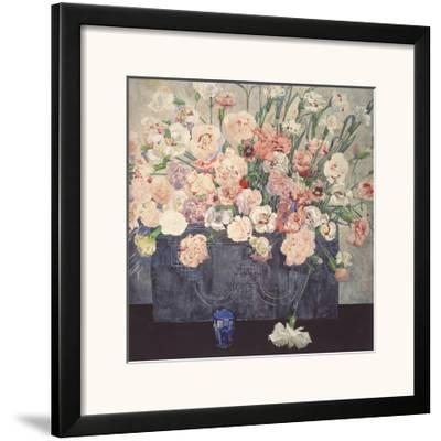 Pinks-Charles Rennie Mackintosh-Framed Art Print