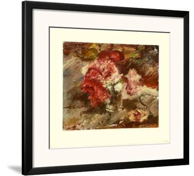 Pinks-Lovis Corinth-Framed Art Print