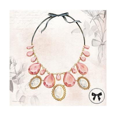 Pinky Fashion 2-Danielle Murray-Art Print
