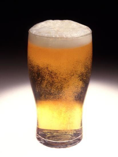 Pint of Beer-Victor De Schwanberg-Photographic Print