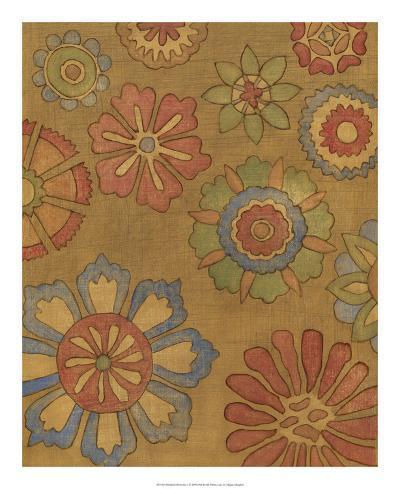 Pinwheel Blossoms I-Megan Meagher-Premium Giclee Print