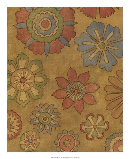 Pinwheel Blossoms II-Megan Meagher-Premium Giclee Print