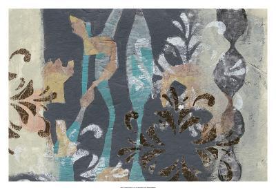 Pinwheel Cutouts I-Jennifer Goldberger-Giclee Print