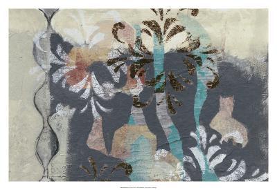 Pinwheel Cutouts II-Jennifer Goldberger-Giclee Print