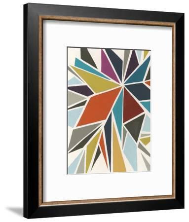 Pinwheel I-Erica J. Vess-Framed Art Print