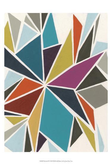 Pinwheel II-Erica J^ Vess-Art Print