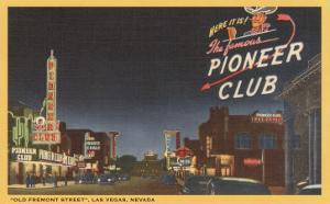 Pioneer Club, Las Vegas, Nevada