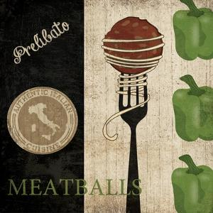 Big Night Out - Meatballs by Piper Ballantyne