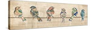 Birds on a Wire by Piper Ballantyne