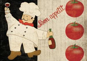Bon Appetit Chef by Piper Ballantyne
