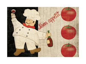Bon Appetit Chef by Piper Ballantyne