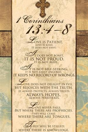 Corinthians 13:4-8