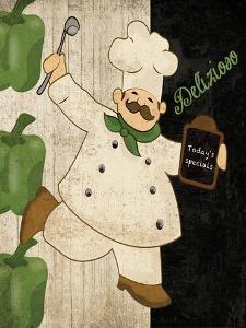 Delizioso Chef by Piper Ballantyne