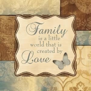 Family Is a Little World by Piper Ballantyne