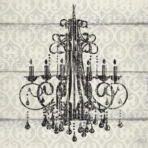 Italy Chandelier I by Piper Ballantyne